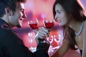 Romantisches Kennenlernen - Dating