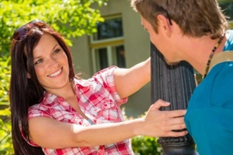 So geht's: erfolgreich flirten