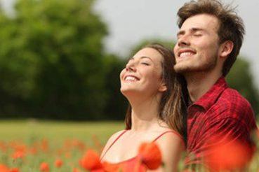 Paare finden sich auf Gleichklang