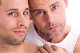 Paare finden sich auf Gay Parship