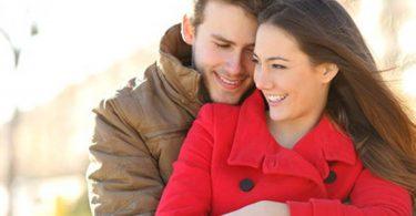 Paare finden sich auf Knuddels