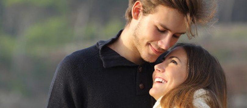 Paar findet sich auf Flirtplattform flirtmit