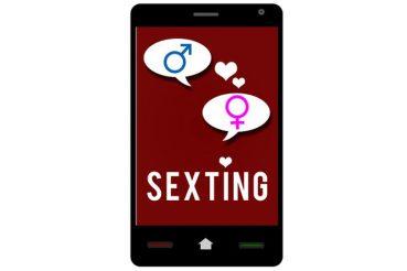 Sexting - erotische Chats
