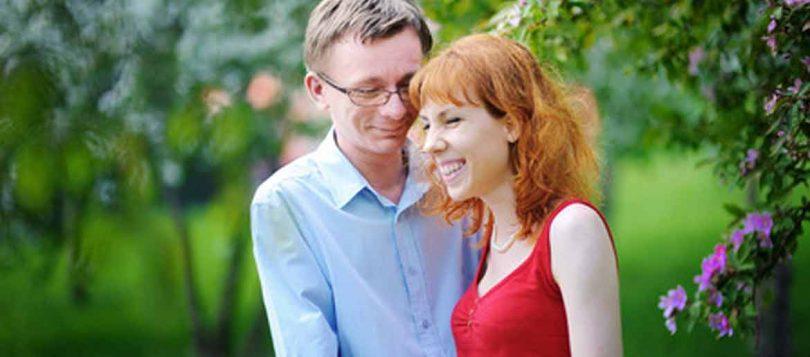 Paar findet sich auf Twoo