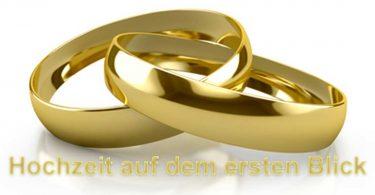 Hochzeit auf dem ersten Blick - TV-Dating mit sofortiger Heirat