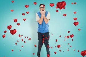 Locker bleiben: Nevosität beim ersten Date bekämpfen