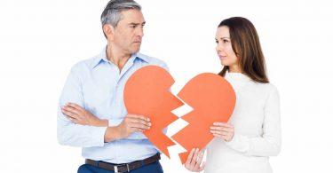 Beziehung richtig beenden